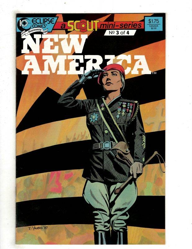 New America #3 (1988) SR21