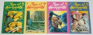 Race of Scorpions vol. 2 #1-4 VF/NM complete series - leo duranona - dark horse