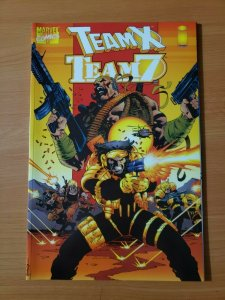 Team X / Team 7 TPB ~ NEAR MINT NM ~ 1996 Marvel Comics