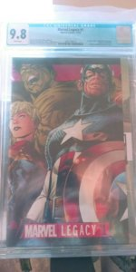 Marvel Legacy #1 9.8