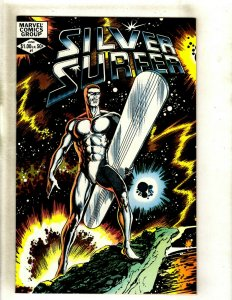 Silver Surfer Vol. # 2 # 1 NM- Marvel Comic Book Fantastic Four Galactus HJ9