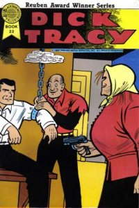 Dick Tracy (1984 series) #22, VF (Stock photo)