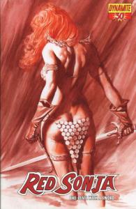 Red Sonja (Dynamite) #30A VF/NM; Dynamite   save on shipping - details inside