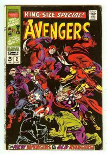 Avengers Special 2   Original Avengers vs New Avengers   68 Pages