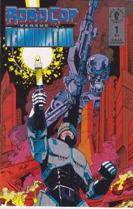 Robocop Versus the Terminator #1