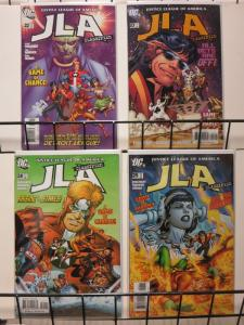 JLA CLASSIFIED (2005) 22-25  A Game Of Chance COMICS BOOK