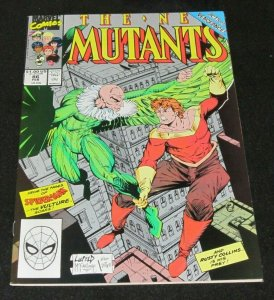The New Mutants #86 VF+ Marvel Comic Book Todd McFarlane/Rob Liefeld Stryfe