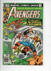 AVENGERS #207 208 209 210, VG/FN, Iron Man, Marvel, 1963 1981, 4 issues in all