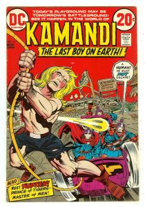 Kamandi The Last Boy On Earth 4   1st Prince Tuftan of the Tigers