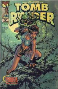 Tomb Raider: The Series #2B VF/NM; Image | save on shipping - details inside