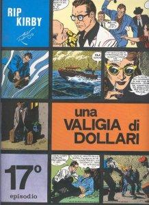 Rip Kirby de Alex Raymond numero 17: Una valigia di dollari