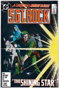 Sgt. Rock #414 (Feb-87) NM Super-High-Grade Sgt. Rock
