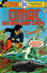 OMAC #7 FN; DC | save on shipping - details inside