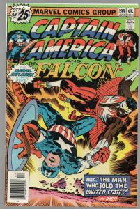 CAPTAIN AMERICA 199 VG-F July 1976 Kirby classics