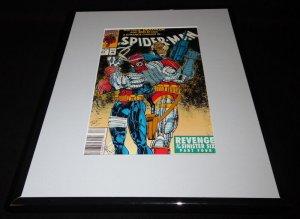 Spiderman #21 Framed 11x14 ORIGINAL Comic Book Cover Sinister Six