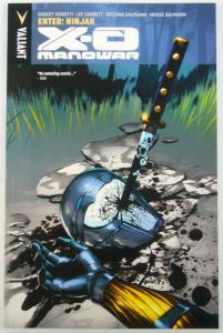 X-O Manowar (3rd Series) TPB #2 (2nd) VF/NM; Valiant | save on shipping - detail