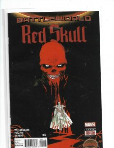 Battleworld Red Skull #2 Marvel Comics New   nw13
