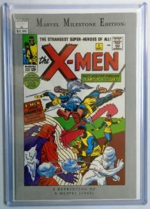 Marvel Milestone Edition X-Men #1B, JC Penney Reprints 8.0/VF (1993)