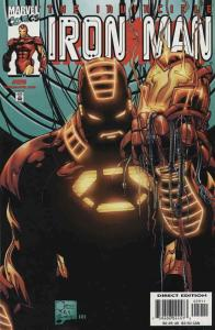 Iron Man (3rd Series) #29 VF/NM; Marvel   save on shipping - details inside