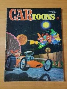 CAR Toons Cartoons Magazine #25 ~ FINE FN ~ October 1965