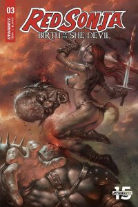 RED SONJA BIRTH OF SHE DEVIL (2019 DYNAMITE) #3 PRESALE-08/14