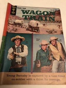 Wagon Train #2, fair, reader... spine flattened ..book will never walk again!