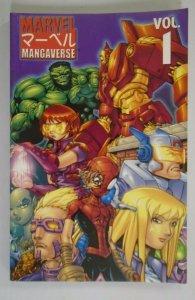 Marvel Mangaverse TPB #1 SC 6.0 FN (2002 Reprint)
