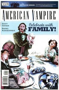 AMERICAN VAMPIRE #25, NM,Death Race, Vertigo,2010, 1st printing, more in store