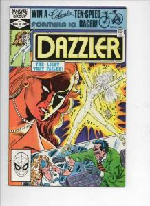 DAZZLER #12, VF/NM, Endless Hate, 1981 1982, more Marvel in store