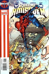 Spider-Man: House of M #1 (2005)