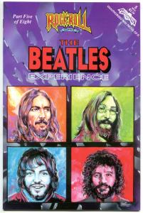 BEATLES EXPERIENCE #5, NM, Lennon, Ringo, Paul, 1991, Fab, more indies in store