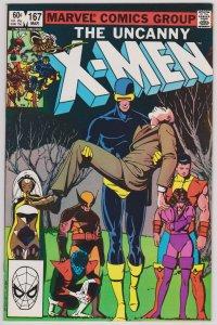 Uncanny X-Men 167 (F)