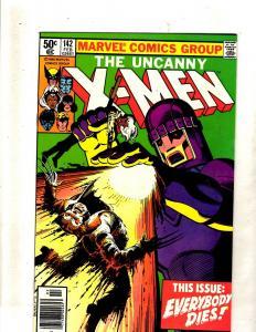 Uncanny X-Men # 142 NM Marvel Comic Book Angel Beast Wolverine Phoenix JF15