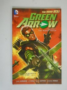 Green Arrow TPB #1 SC 8.0 VF (2012)