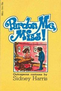 Pardon Me Miss #1, VF- (Stock photo)