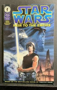 Star Wars Heir to the Empire 1-6 w/ DF Mike Baron Auto /500 1st Thrawn Mara Jade