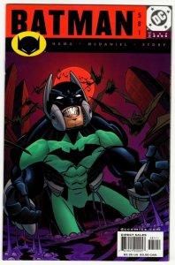 BATMAN #581 (VF-) 2008 DC Comics No Resv! 1¢ Auction!