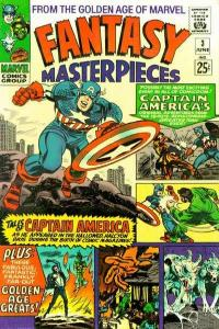 Fantasy Masterpieces (1966 series) #3, VG- (Stock photo)