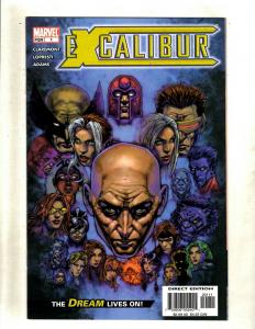Lot of 11 Comic Books Excalibur 1 2 3 4 5 6 7 9 14 Ultimate X-Men 14 58 HY3