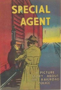 Special Agent (1959 series) #1, VF (Stock photo)
