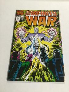 Infinity War 5 Vf Very Fine 8.0 Marvel Comics
