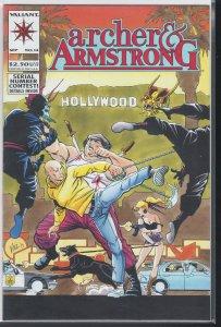 Archer & Armstrong #14 (Valiant, 1993)