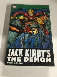 Jack Kirby's The Demon Nm Near Mint DC Comics HC TPB