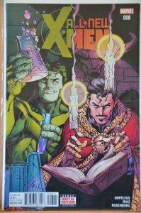 All-New X-Men #8 (2016) NM