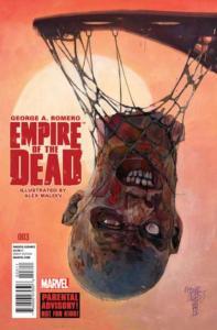 George Romero's Empire of the Dead: Act One #3, NM (Stock photo)