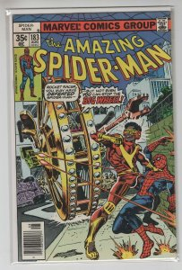 AMAZING SPIDER-MAN (1963 MARVEL) #183 VF+ A97290