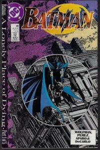 Batman #440 (DC, 1989) NM
