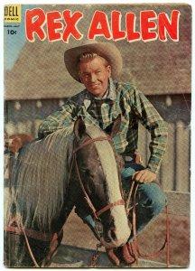 Rex Allen Comics 12 May 1954 GD-VG (3.0)