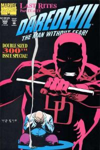 Daredevil (1964 series) #300, VF+ (Stock photo)