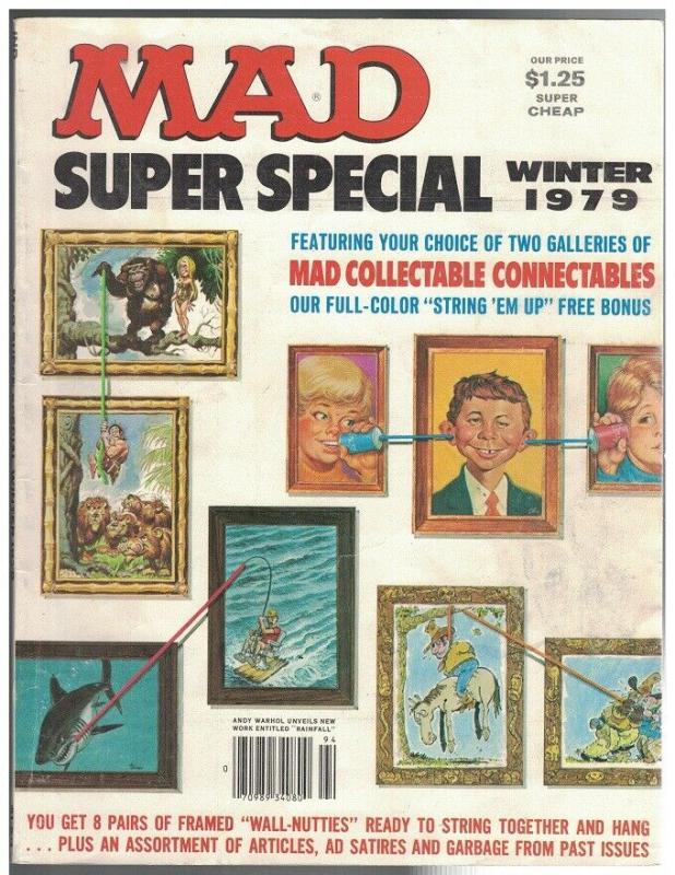 MAD SPECIAL (1970-    ) 29 G-VG  Winter 1979